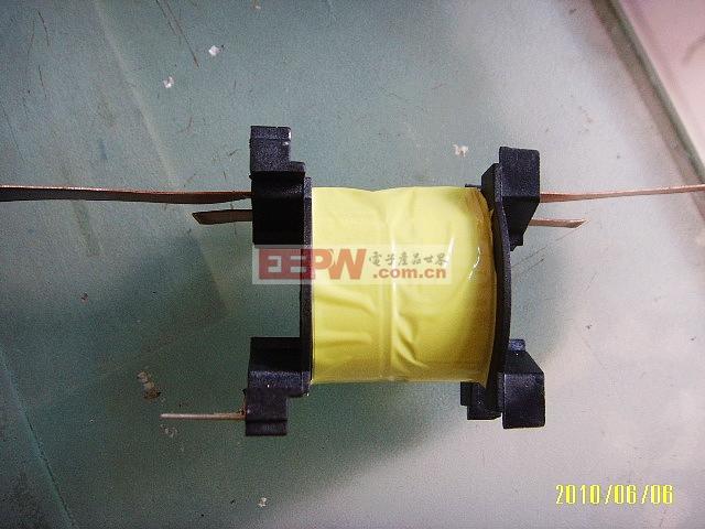 图解高频变压器的制作方法