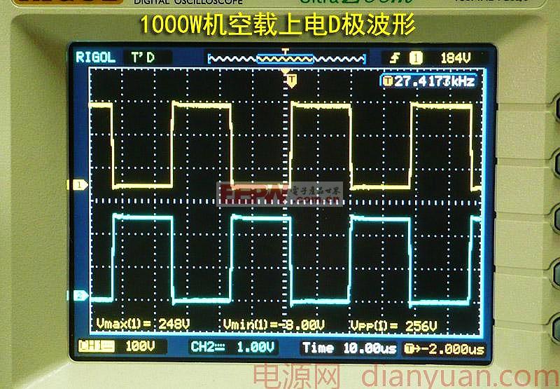 1000w正弦波逆变器制作过程详解