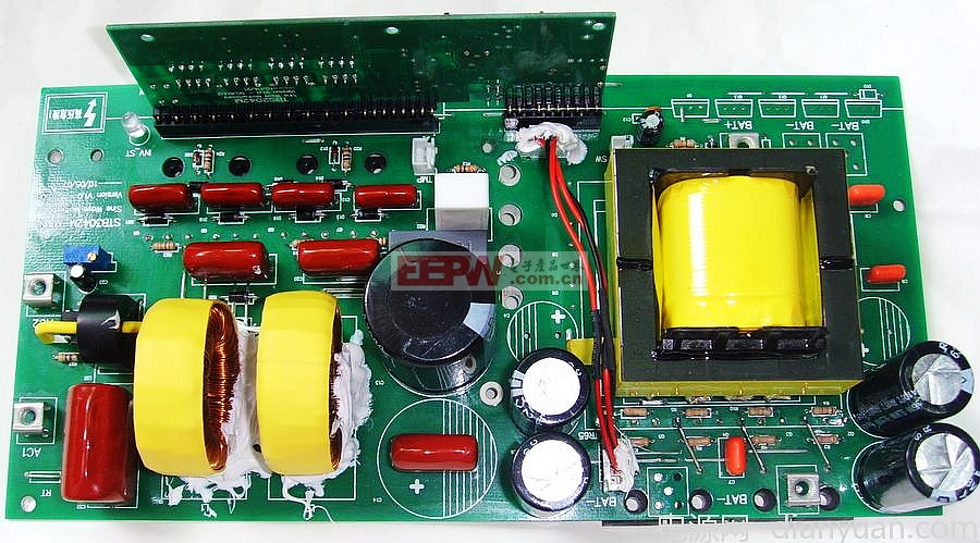 采用TDS2285的1200W正弦波逆变器设计详解