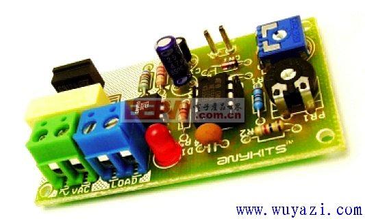 200W闪光灯控制器电路