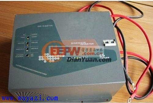 国外高端1200W工频逆变器(图解)