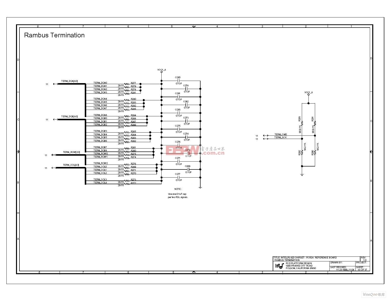 电脑主板电路图 820 1_66