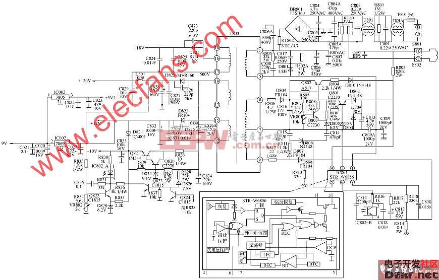 图纸TCL-AT25266、TCL-AT25288王牌无法电catia编辑彩电开关2d图片