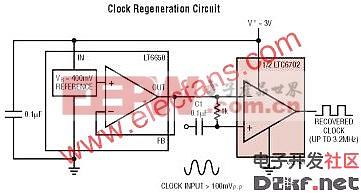 LTC6702-纤巧型、微功率、低电压双通道比较器