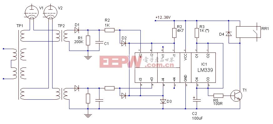 加热坐垫的电路原理图_坐垫加热控制器原理图