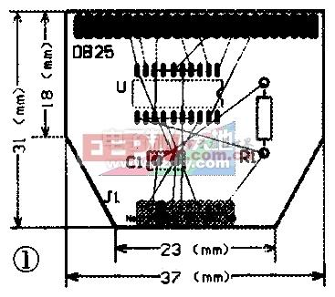 自制AVR单片机ISP下载线-----AVR Microcontroller ISP Programmer