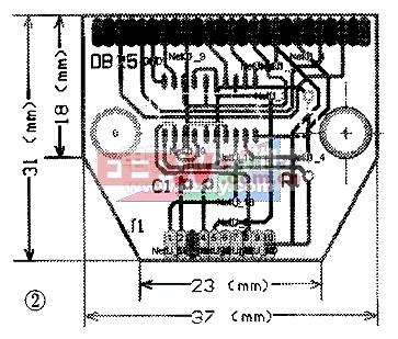 自制AVR单片机ISP下载线AVR Microcontroller ISP Programmer