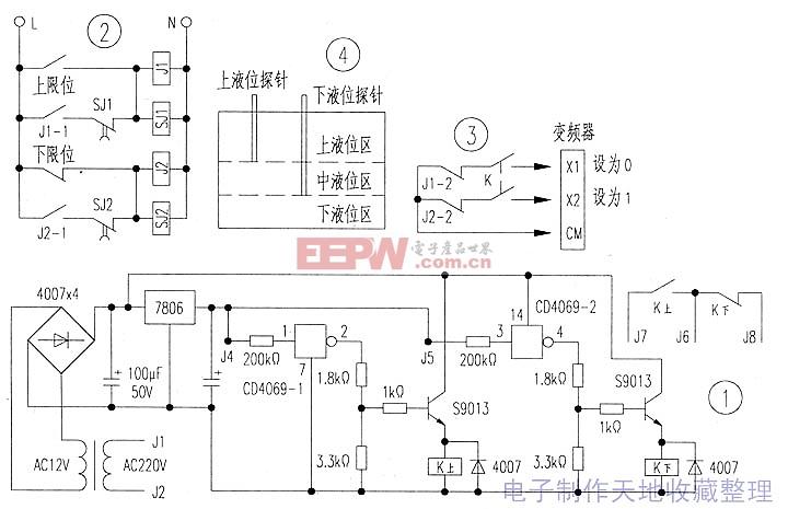 cm是变频器的接线端子