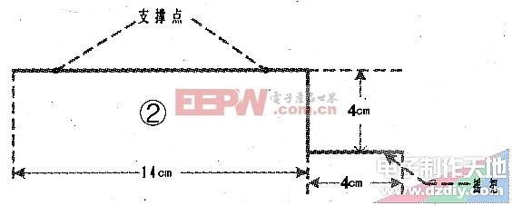 自制简易小型绕线机Simple winding machine