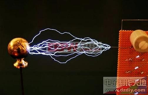 人人可做的小闪电 - 马克思发生器