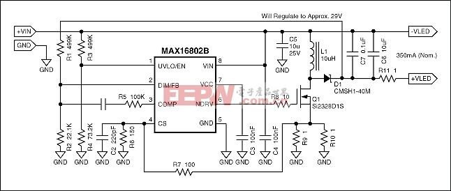 设计非隔离型反激LED驱动器---FLYBACKLE8.0魔附图纸宠物图片