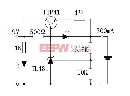 简单实用的锂电充电器-----Simple lithium-ion  batteries charger