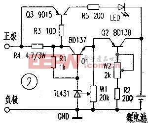 恒流恒压的锂电池充电控制板-----Li-Ion battery charger