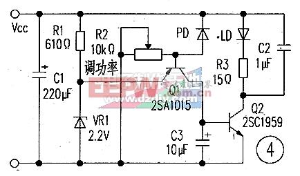 二极管激光器恒流驱动电源-----Laser diode power supply