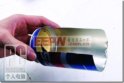 奶粉罐、易拉罐无线路由器天线