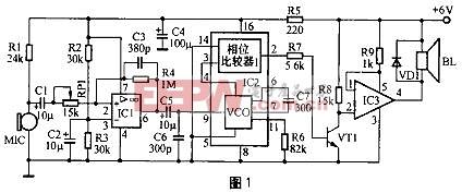 手提式D类扩音器-----Handheld class D amplifier
