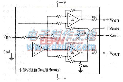 PCM2902音频数字解码电路制作耳机放大器PCM2902 application
