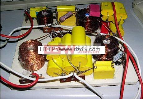 分频小喇叭电路的制作方法