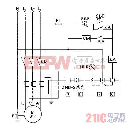 双华ZNB-S配电流互感器的应用电路.gif
