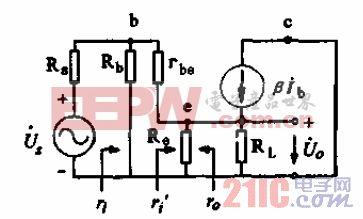 共集电极电路-微变等效电路02.gif