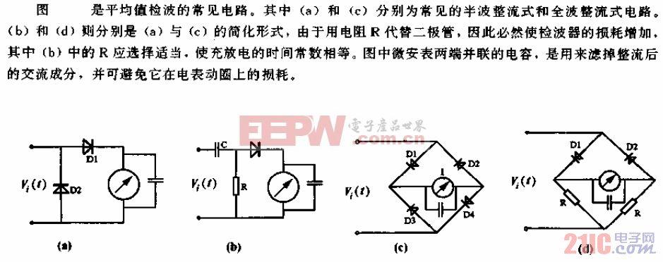 平均值检波器的常见电路.gif