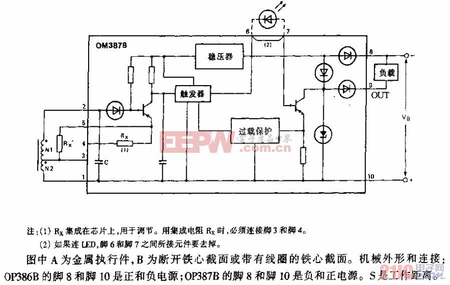 OM387B型电路.gif
