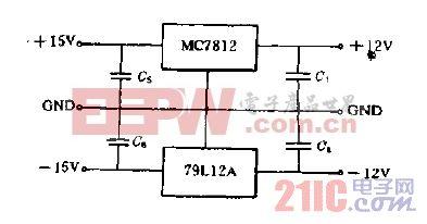 倾角传感器电源电路图.gif