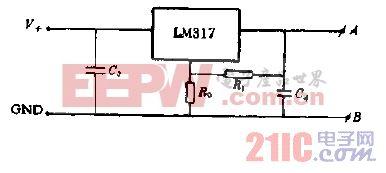 倾角传感器电桥电源电路图.gif