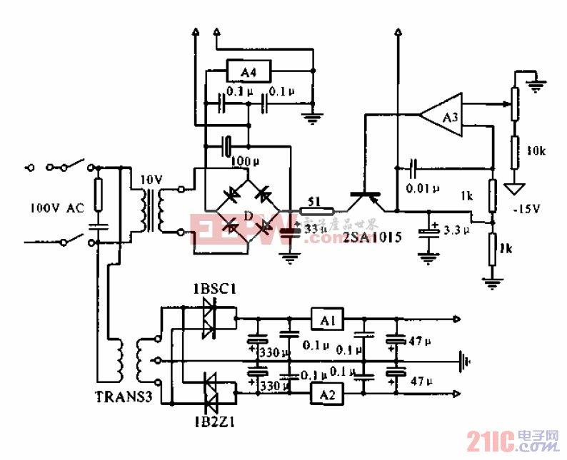 气体浓度检测电源电路.gif