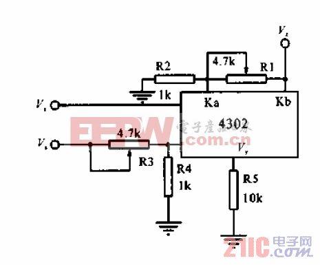 薄膜厚度传感器的线性化电路.gif