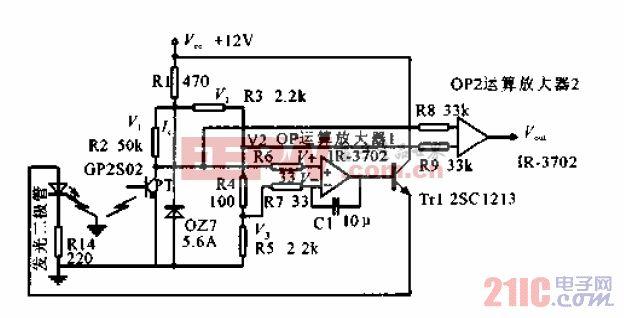 反射型光断续器检测标记读出电路.gif