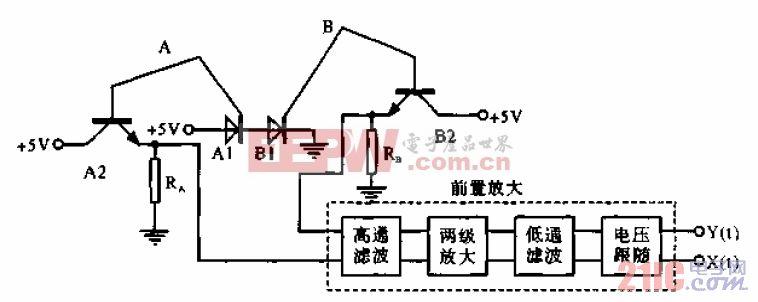 光纤式流量传感器电路.gif