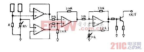 边缘传感器电路图