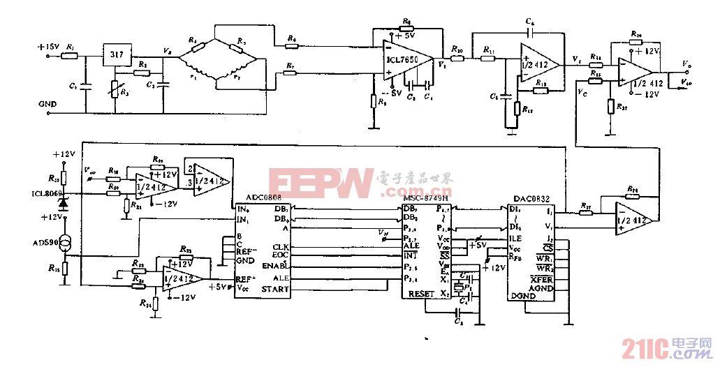 电桥电路和补偿电路图.gif