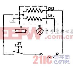 利和ESA-25调温式电子瓦罐电路图