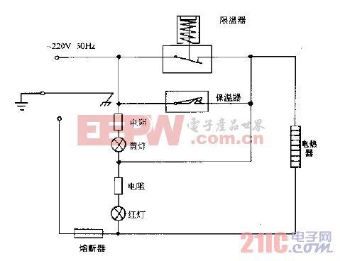 三角CFXB30-CFXB50豪华节能自动电饭锅电路图.gif