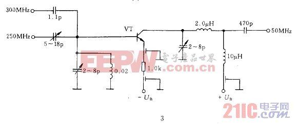 晶体管混频器电路03.gif