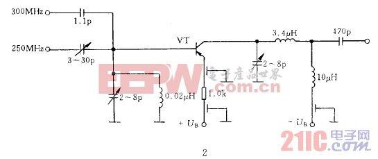 晶体管混频器电路02.gif
