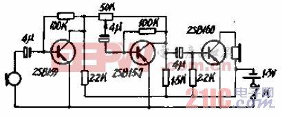 天津ZT-4型助听器电路.gif