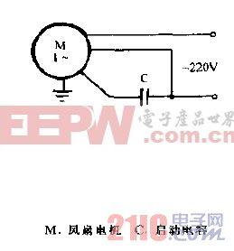长凤KAB-11,KAD-12,KAD-18壁式通风器电路图.gif