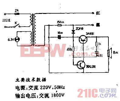 DM型电猫电路.gif