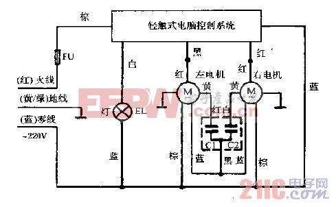 奥达YB5-4C豪华超薄型双风道抽油烟机电路图.gif