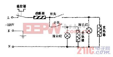 wb電熱水器電路圖
