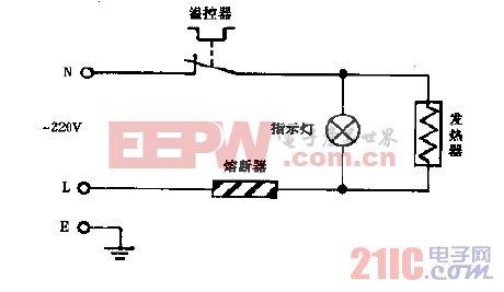 wa電熱水器電路圖
