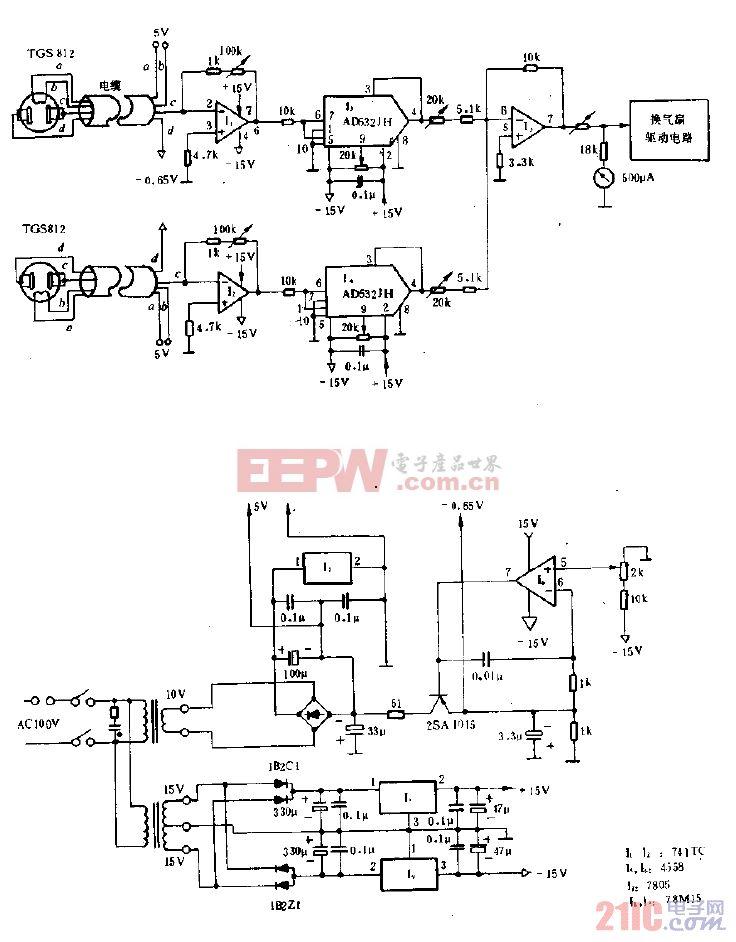 跟TGS电导率二次方成比例的电路图.gif