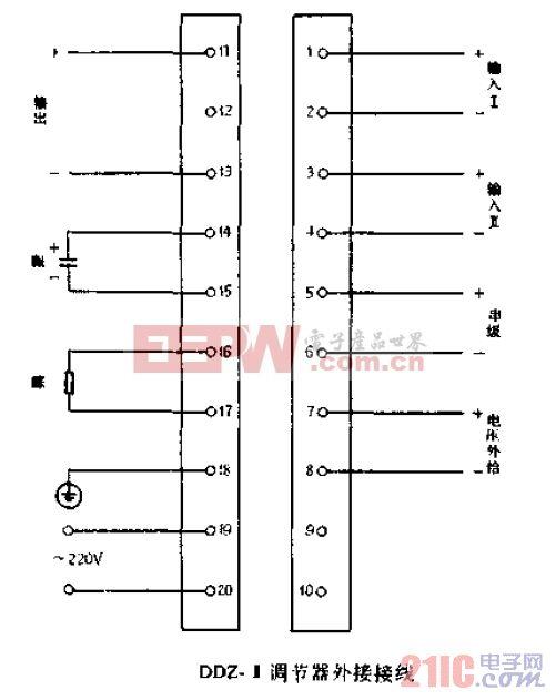 DDZ-1调节器外接接线.gif