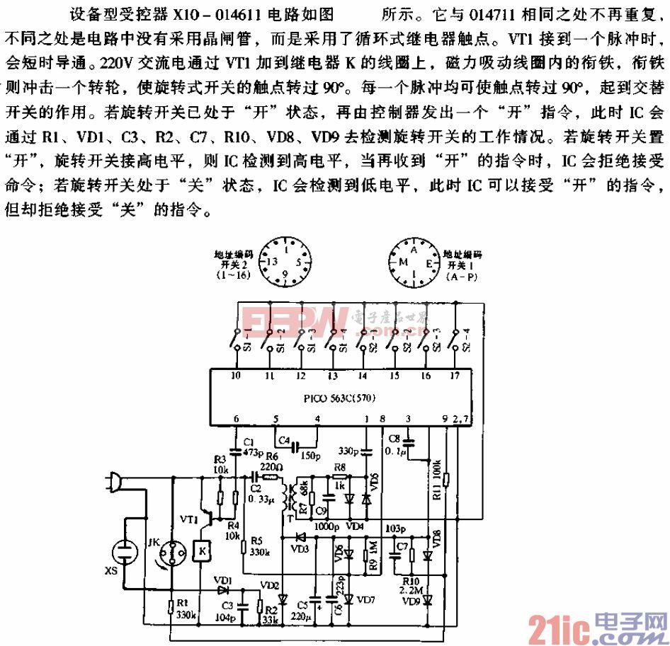 现代家庭自动化遥控系统c.gif