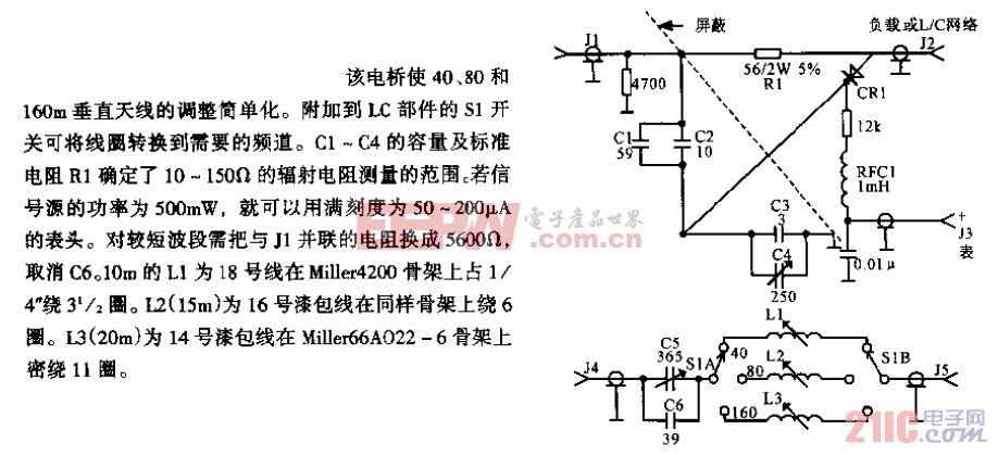 同轴电缆的RF(射频)电桥.gif