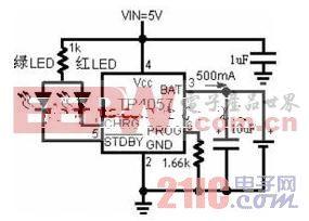 USB锂电池充电电路及PCB原理图.jpg