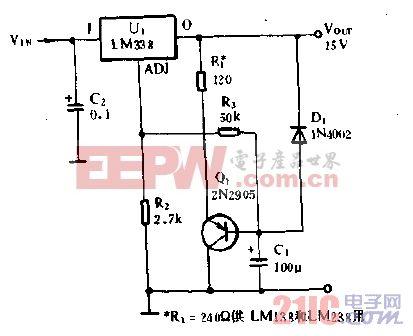 慢开通15V稳压器(一).gif